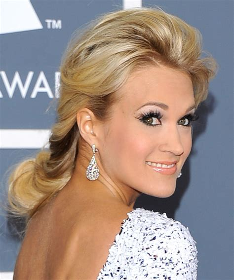 Carrie Underwood Updo Hairstyles by Carrie Underwood Updo Formal Updo Hairstyle