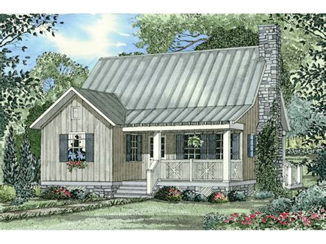 rustic cottage floor plans bevo mill rustic cottage home plan 055d 0430 house plans and more
