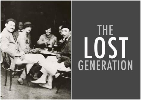 Themes In Lost Generation Literature | 23 best images about the lost generation on pinterest l