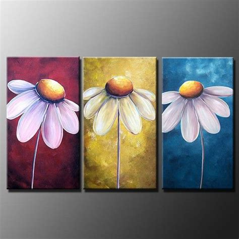 modern painting ideas 25 best ideas about flower painting canvas on pinterest