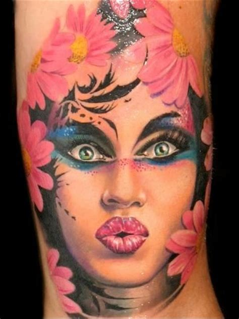 tattoos for models designs
