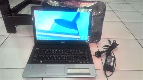 Second Laptop Acer I3 E1 471 Jual Laptop Laptop I3 Murah Acer Aspire E1 471 Ram 2gb Hdd 500gb Bagus Normal Depok Second