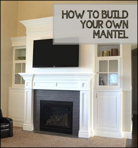 How To Build Fireplace Mantel And Surround by Best 25 Fireplace Surround Kit Ideas On
