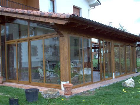 modelos de porches porches de aluminio y madera aluminios no 225 in gar 233 s