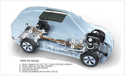 how cars engines work 2009 bmw x5 regenerative braking vehiculos hibridos