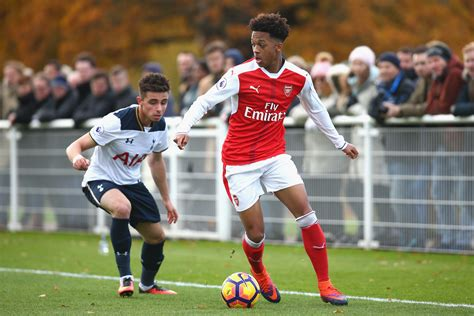 arsenal youth who are arsenal s best youth players nketiah sheaf and