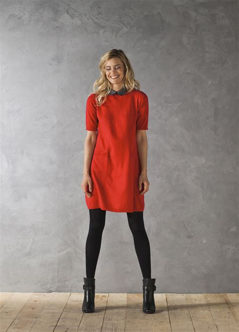 Porter Robe Hiver - robes de mode porter une robe en hiver
