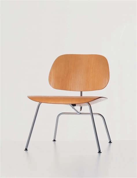 couch potato company herman miller eames molded plywood dining chair metal legs