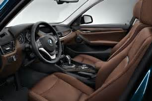 2015 bmw x1 interior brown photo 302263 automotive