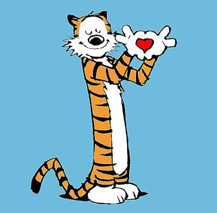 calvin and hobbes valentines day 301 moved permanently