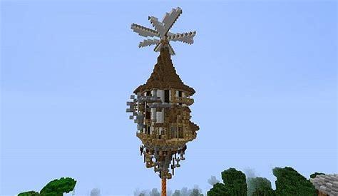 Sky House by Steam Sky House Minecraft Project