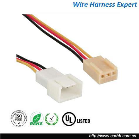 3 pin molex connector fan car promotion molex connector 3 pin wire harness buy