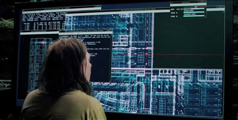 film di un hacker movies featuring the nmap security scanner