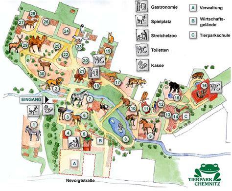 zoologischer garten monaco tierpark chemnitz natur neu erleben
