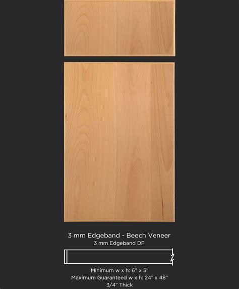Beech Kitchen Cabinet Doors 3 Mm Edgeband Beech Veneer Taylorcraft Cabinet Door Company