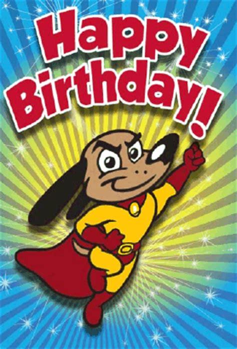 printable birthday cards with dogs on them superhero dog birthday card