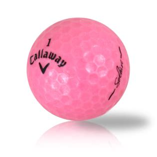 soft golf balls for slow swing speeds callaway hex solaire pink used golf balls