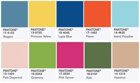 Pantone Color Trend Report Fashion Stylechicago Com   pantone color trend report fashion stylechicago com
