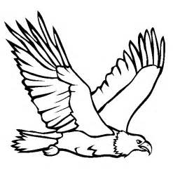 eagle coloring page animals town animals color sheet