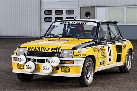 Rallye Auto Historique by Renault Engage 4 Renault 5 Au Monte Carlo Historique