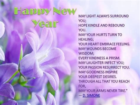 new year blessings for loved ones free inspirational