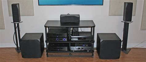 Home Sound System Reviews by Emotiva Basx Home Theater Audio System Review