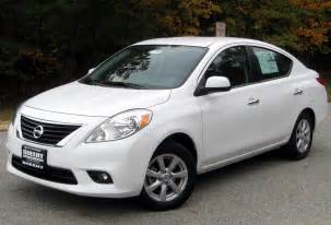 Nissan Vessa Most Wanted Cars Nissan Versa 2013