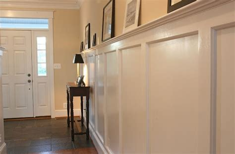 how tall should wainscoting be tall wainscoting paneling pinterest