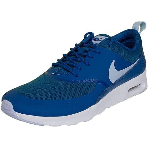 nike damen sneaker air max thea blauweiss hier bestellen