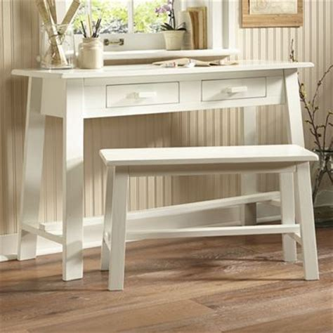 Rustic Desk And Bench From Through The Country Door 174 Ni39213