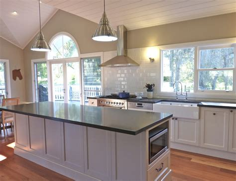 Plain White Kitchen Cabinets by Can Your Kitchen Be Too White