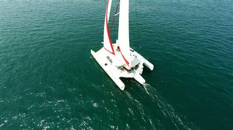 trimaran charters free photos of sailing charter yacht neel 45 trimaran