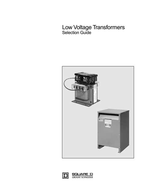 square d isolation transformer wiring diagram