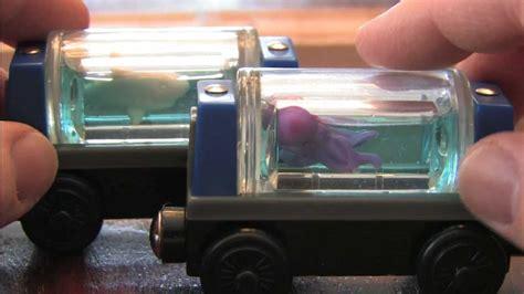 Mainan Truck Container Aquarium cgr toys aquarium cars friends review