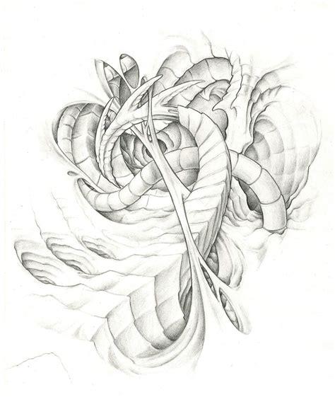 organical style bio mech by mickmog on deviantart