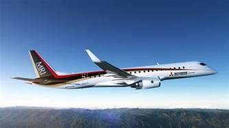 Mitsubishi Planes Mrj Successfully Completes Flight