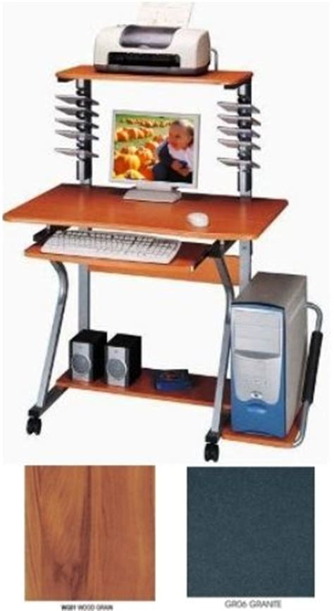 Vertical Computer Desk Techni Mobili Rta 2350b Computer Desk View Series This Vertical Unit Comes With Our