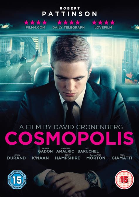 cosmopolis movie cosmopolis out on dvd blu ray now