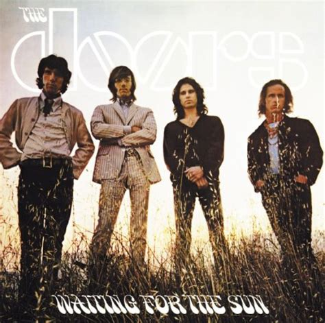 Doors Waiting For The Sun by The Doors Waiting For The Sun Album Cover Parodies