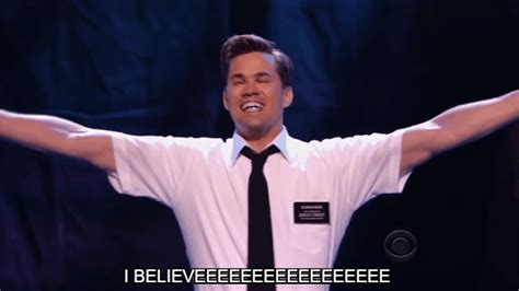 By The Book south park hello gif by the book of mormon musical
