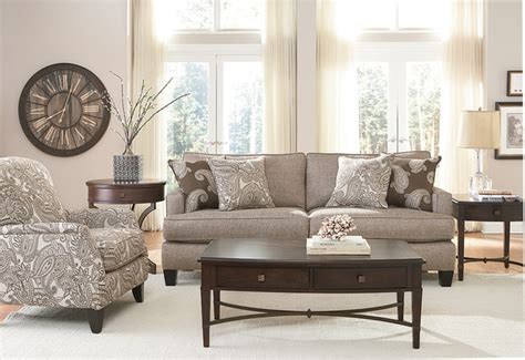 transitional living room furniture neutral and paisley living room transitional living