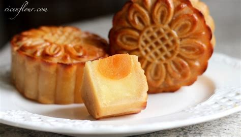new year food mooncakes how to make traditional baked mooncakes recipe rice n