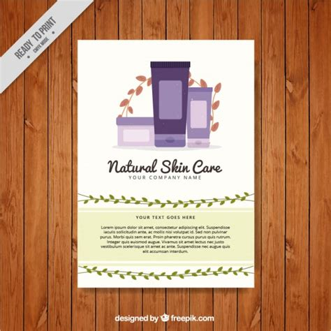 Free Skin Care Flyer Templates