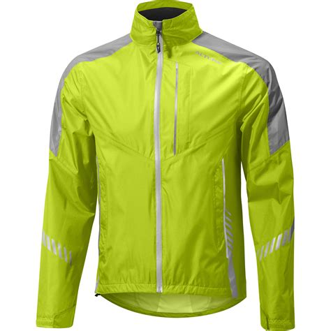cycling outerwear wiggle altura nightvision 3 waterproof jacket cycling