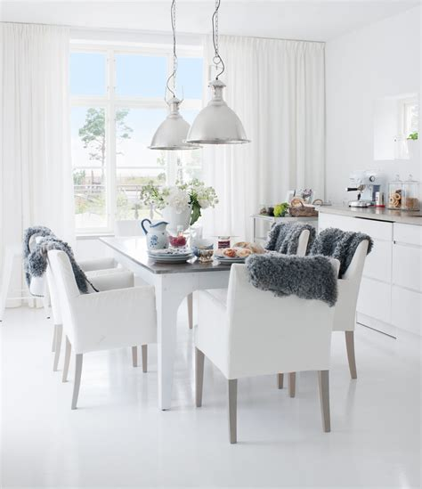 scandinavian dining room furniture scandinavian dining room with artistic ornaments mykitcheninterior