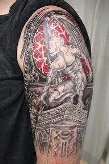 tattoo designs gargoyle tattoos