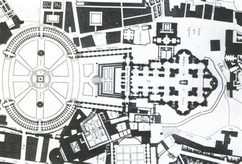saint peter basilica architectural floor plan vatican city 1933 renaissance architecture 8 incredible facts about st peter s basilica