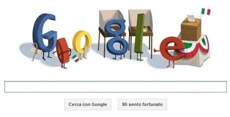 www elezioni interno it doodle per le elezioni italiane paperblog