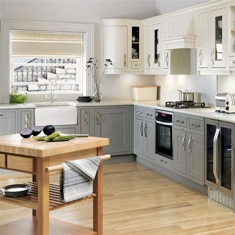 white l shaped kitchen with island white windsor l shaped kitchen finished in deep charcoal