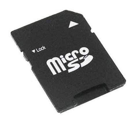 Adapter Memory Micro Sd neon microsd microsdhc to sd sdhc adapter